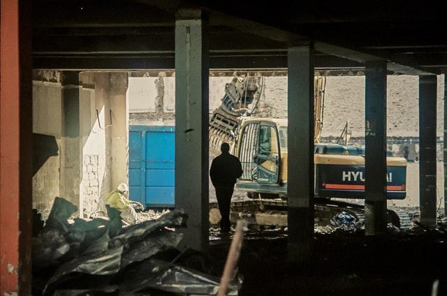 construction site security in Birmingham