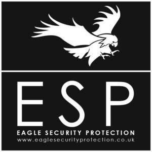 eagle security firm logo