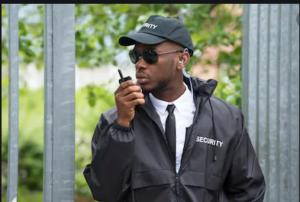 Eagle security protection ltd security guard