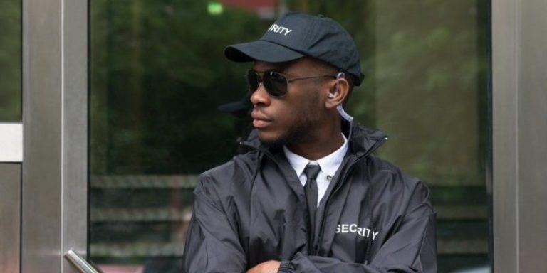 security guard in Birmingham