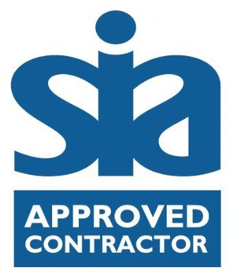 SIA approved security company