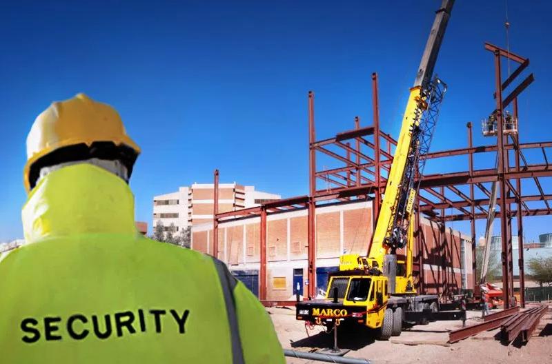 construction site security guard